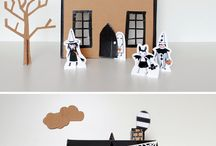 Halloween sorcières