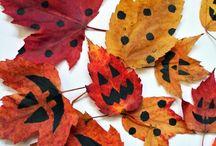 Halloween / Activités autour de l'automne  et halloween