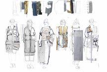 Sketchbook / De moda