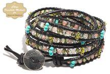 Boho bracelets / Bracelet tutorials