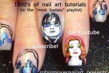 Nail Art Demos