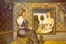 4. 허상과 상상을 비추는 도구 / [ 거울의 속성을 의도적으로 이용 ] 관념이나 상상 혹은 허상을 비추는 도구