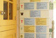 Organizing Ideas / by Andrea Dekker