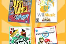 Game console / Playstation, Wii