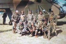 El helicóptero en la Guerra de Rhodesia (1964 - 1979)