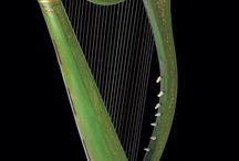 DIY harp