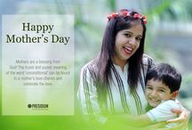 'A MOTHER'S HEART IS THE MASTERPIECE OF GOD' CHEER PRESIDIANS