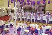 princesa Sofia party