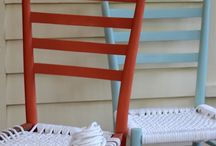 Sandalye örme