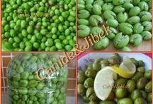 zeytin yapımı