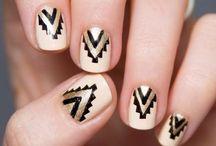 Nail art country