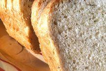 Bread Machining with Julia / Baking  / by Maureen B