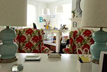 Office Design - Farmhouse 1820 / Home Office Designs