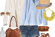 Spring / Summer Style / Clothes, shoes, make-up and nail polish!