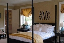 Bedrooms to Dream About and Do / Ideas for bedrooms / by Courtney Cloe