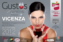 GUSTUS Itineris - Vicenza / Two days where you can taste directly from the producers, the best local wines and local food products. Once again then, fans, and curious consumers will have the opportunity to meet producers of wine, spirits and gourmet products of Berici area, where among the hundreds of proposed labels, you can taste and purchase the products on display. A proven formula that's popular and ideal for direct contact between consumer and producer.