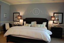 Blue Gray Rooms / Room ideas blue gray colors of walls
