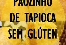 Pão dr queijo de tapioca.