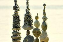 Valla Beach garden art
