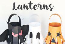 Arts & Crafts Halloween