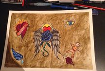 Sryros art crossbones famyli