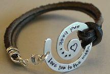 bracelets metal