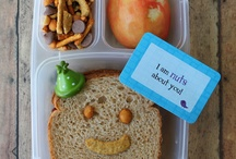 Easy Lunch Box Lunches