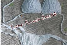 VERÃO CROCHÊ / Acessórios e objetos de tricô e crochê feitos por encomenda.