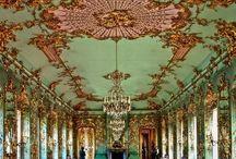 gothic. baroque. rococo