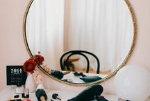 Dressing Table Designs For Your Own Feminine Corner In The Room