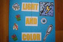 4 Sci light and shadow /  Grade 4 Alberta curriculum