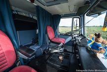 Truck cabine