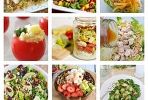 Salads for summer