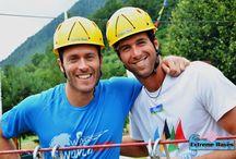 Extreme Waves 27 Luglio 2015 / #Rafting #RopesCourse #Tarzaning #AddioAlCelibato #Trentino #ValdiSole