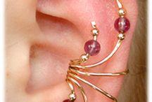 Ear jewelry / by DesignEssentials.biz