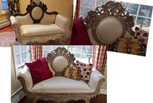 Furniture Makeover / My creations