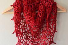 Crochet: BUFANDAS, CUELLOS, GORROS, PONCHOS...