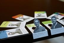 Business Card Design / by Tyler Burden