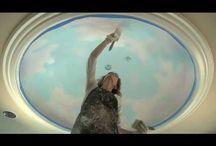 Painting Ceilings & Walls.....