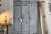 Lockers (Decorating with)