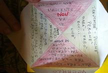 Il lapbook di ortografia / Lapbbook ideato e prodotto da me.