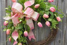 Ajtódíszek/Wreaths