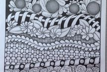Zentangle Inspired Art by Ina / ZIA's by Ina Sonnenmoser