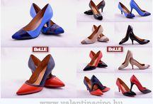 BeLLE alkalmi női cipők / BeLLE lábbelik különleges megjelenést és egyediséget képviselnek a mai magyarországi cipőkínálatban. Akik szeretnek kitűnni a tömegből vagy szeretik, ha a figyelem rájuk irányul azoknak a legjobb döntés lehet egy BeLLE cipő. A BeLLE cipők gyártása során használt alapanyagok minősége kiemelkedik, így garantáltan elégedett lesz ezzel a lábbelivel. A Valentina Cipőboltok & Webáruházban a legnagyobb Belle cipőkínálatból, kedvére válogathat!  http://valentinacipo.hu