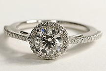 Embellished Engagement Rings