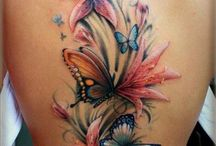 tattoo ideetjes / tattooooooo's