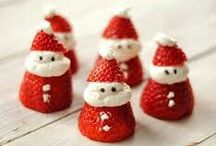 ☆ Alimentaire Noël ~ Christmas food ☆