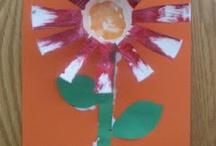 Theme: Spring crafts