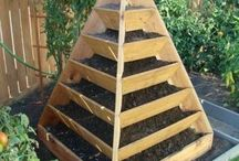 Garden Products / Wooden garden products