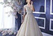 wedding dress shortlist